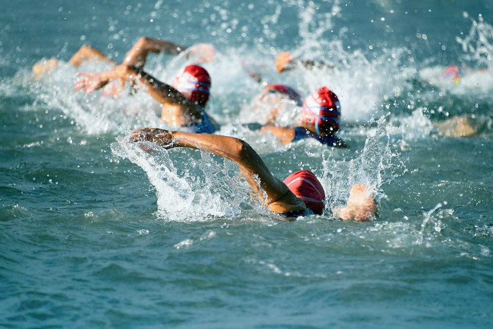 Swimming is arguably the most technical discipline in triathlon.